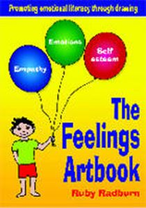 Picture of Feelings Artbook: Promoting Emotional Literacy Through Drawing