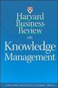 Picture of Harvard Business Review on Knowledge Management