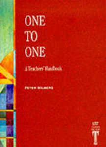 Picture of One to one : A teacher's handbook