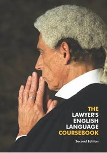 Picture of Lawyer's English Language Coursebook 2ed