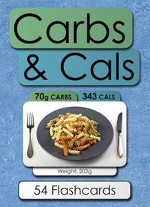 Picture of Carbs and Cals Flashcards : A Visual Guide for People with Diabetes