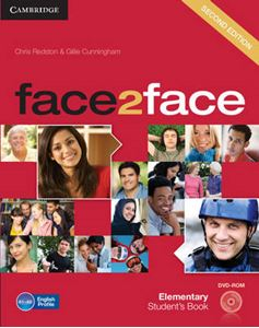 Picture of Face2Face Elementary Student's Book with DVD-ROM