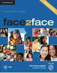 Picture of Face2face Pre-intermediate Student's Book with DVD-ROM