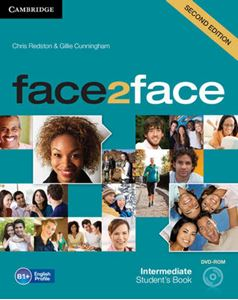 Picture of Face2face Intermediate Student's Book with DVD-ROM