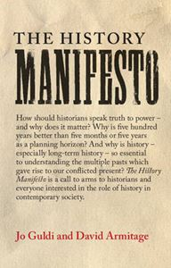 Picture of History Manifesto