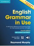Picture of English Grammar in Use Book with Answers and Interactive eBook: Self-Study Reference and Practice Book for Intermediate Learners of English 4ed