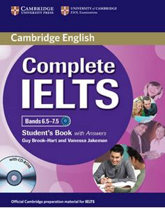 Picture of Complete IELTS Bands 6.5-7.5 Student's Book with Answers with CD Rom