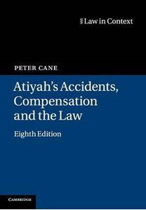Picture of Atiyah's Accidents, Compensation and the Law