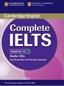 Picture of Complete IELTS Bands 6.5-7.5 Class Audio CDs (2)