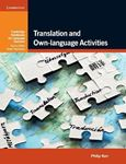 Picture of Translation and Own-language Activities