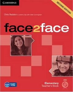 Picture of Face2face Elementary Teacher's Book with DVD