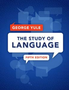 Picture of Study of Language 5ed