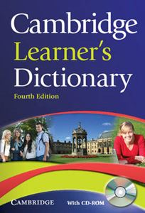 Picture of Cambridge Learner's Dictionary with CD-ROM
