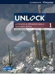 Picture of Unlock Level 1 Listening and Speaking Skills Teacher's Book