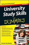 Picture of University Study Skills For Dummies