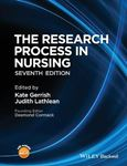 Picture of Research Process in Nursing