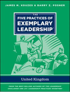 Picture of Five Practices of Exemplary Leadership - United Kingdom