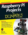 Picture of Raspberry Pi Projects For Dummies