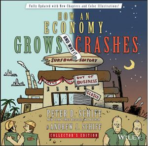 Picture of How an Economy Grows and Why it Crashes