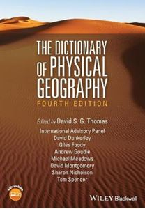 Picture of Dictionary of Physical Geography 4ed