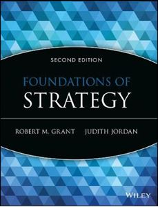 Picture of Foundations of Strategy 2ed