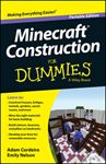 Picture of Minecraft Construction For Dummies