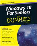 Picture of Windows 10 for Seniors For Dummies