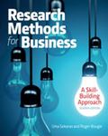 Picture of Research Methods for Business: A Skill Building Approach 7ed