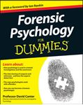 Picture of Forensic Psychology For Dummies