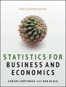 Picture of Statistics for Business and Economics: First European Edition