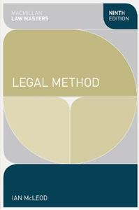 Picture of Legal Method 9e