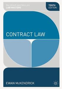 Picture of Contract Law 10ed