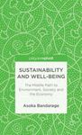 Picture of Sustainability and Well-Being: The Middle Path to Environment, Society and the Economy