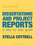 Picture of Dissertations and Project Reports: A Step by Step Guide