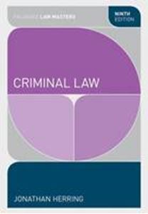 Picture of Criminal Law 9ed