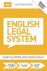 Picture of Q&A English Legal System 11ed