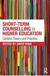 Picture of Short-Term Counselling in Higher Education: Context,Theory and Practice