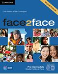 Picture of Face2face Pre-intermediate Student's Book with DVD-ROM and Online Workbook Pack