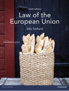 Picture of Law of the European Union Premium Pack 10ed