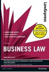 Picture of Law Express: Business Law (Revision Guide) 4ed