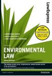 Picture of Law Express: Environmental Law (Revision Guide) 2ed