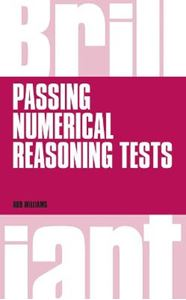 Picture of Brilliant Passing Numerical Reasoning Tests