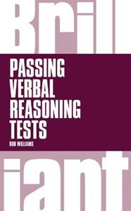 Picture of Brilliant Passing Verbal Reasoning Tests