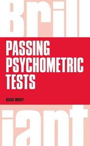 Picture of Brilliant Passing Psychometric Tests