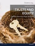 Picture of Trusts and Equity 12ed