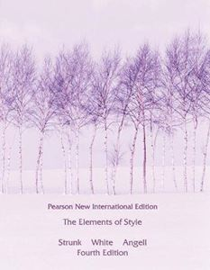 Picture of Elements of Style 4ed