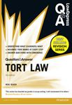 Picture of Law Express Question And Answer: Tort Law (Revision Guide) 3ed