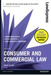 Picture of Law Express: Consumer and Commercial Law (revision Guide) 4ed