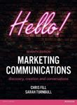 Picture of Marketing Communications: Brands, Experiences and Participation 7ed
