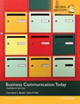 Picture of Business Communication Today 13ed